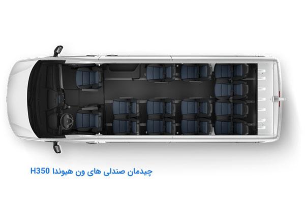 van h350 rental