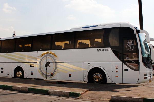 bus rantal