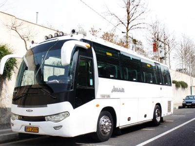 middle bus rental