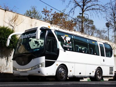 yutang middle bus rental