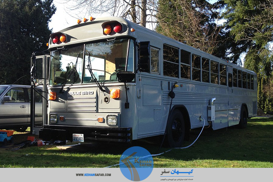 school coach rental