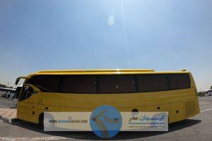 اجاره و کرایه اتوبوس ۲۵ صندلی VIP