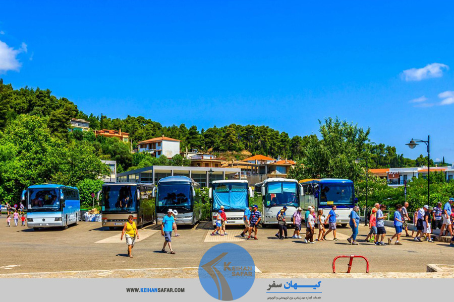 why rent bus to travel