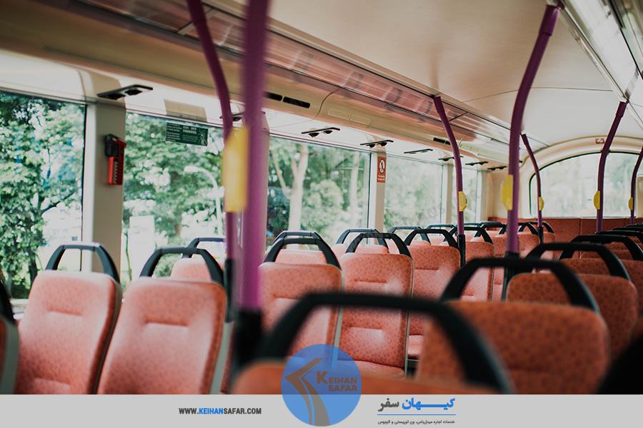 اتوبوس VIP اتوبوس های VIP