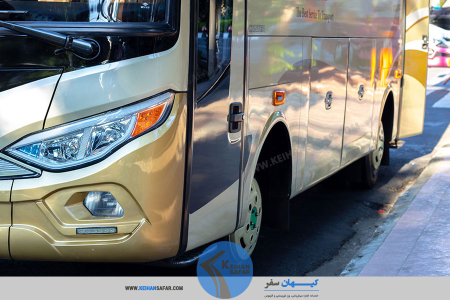 اتوبوس مسافربری و اتوبوس های مسافربری