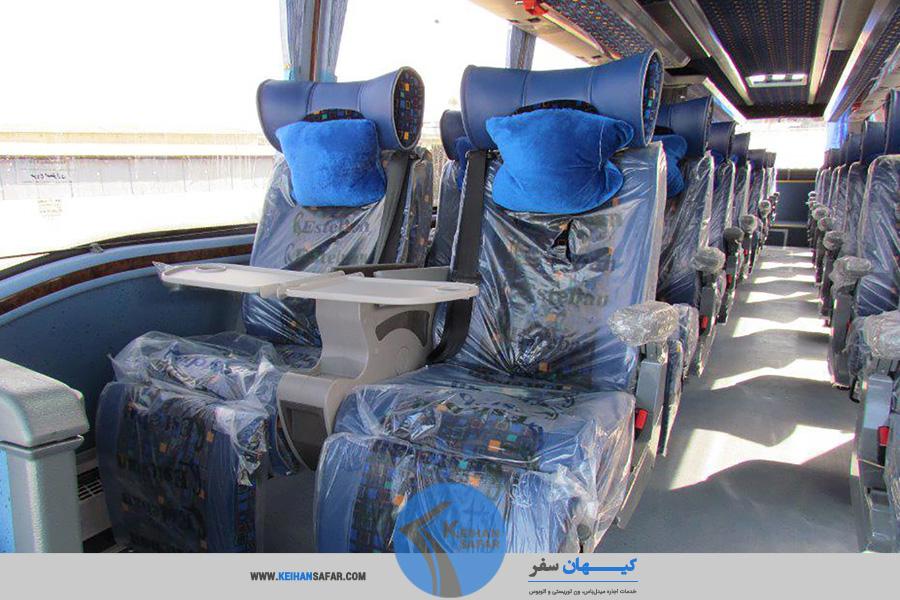 خرید بلیط اتوبوس VIP