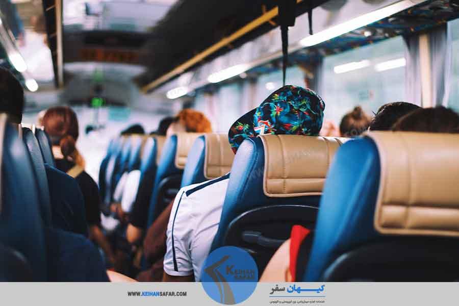قیمت اتوبوس vip