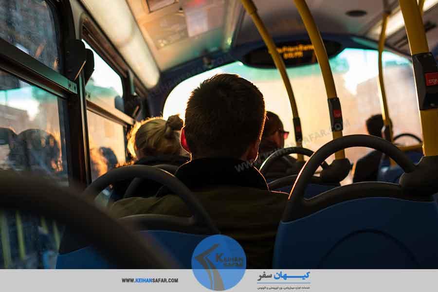 خرید بلیط اتوبوس بیهقی