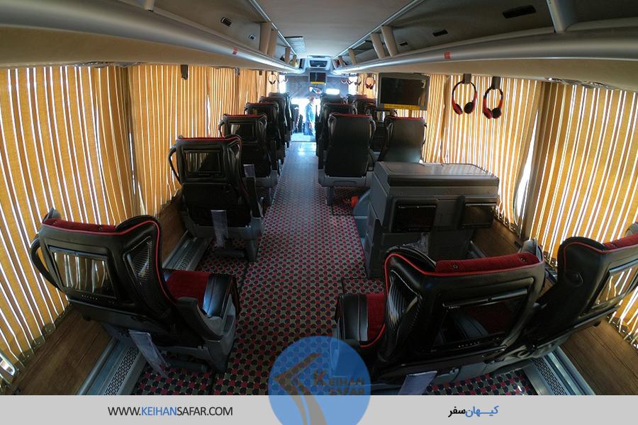 فضای-داخل-اتوبوس-VIP--اسکانیا