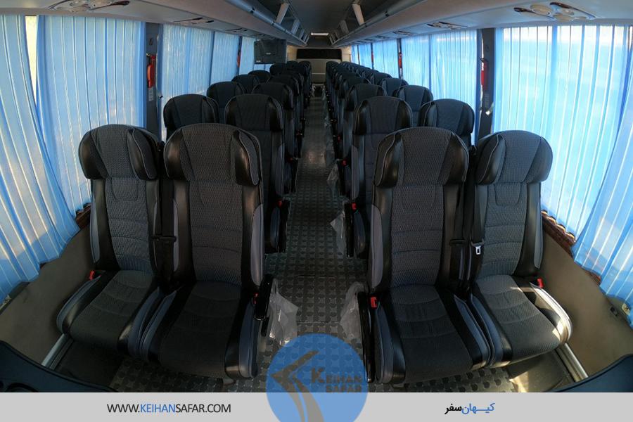نمای-داخلی-اتوبوس-اسکانیا-جفت-صندلی