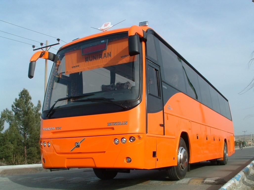 انواع اتوبوس ولوو